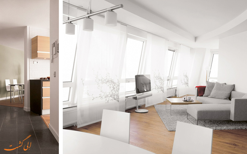 آپارتمانی در برج ترنینگ تورسو مالمو