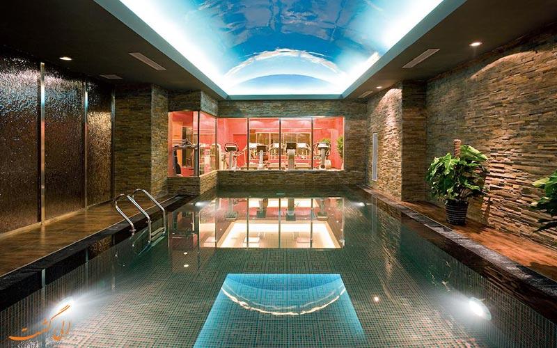هتل نووتل سانیوئان پکن   استخر