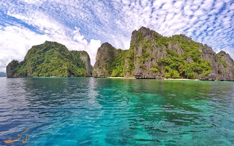 جزیره های خلیج باکیت