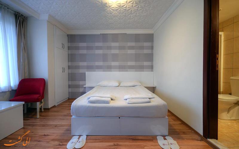 هتل ابرو نکاتیبی آنکارا   نمونه اتاق