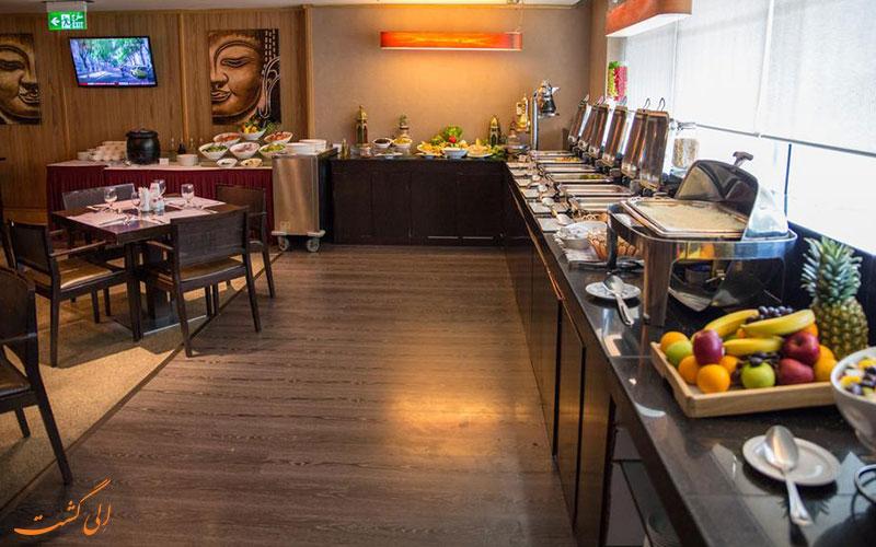 هتل سافرون بوتیک دبی | رستوران