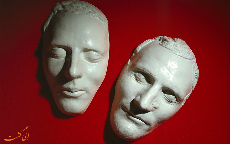 دو نوع ماسک مرگ