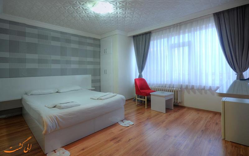هتل ابرو نکاتیبی آنکارا   اتاق دبل
