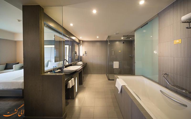 هتل نووتل سانیوئان پکن   حمام