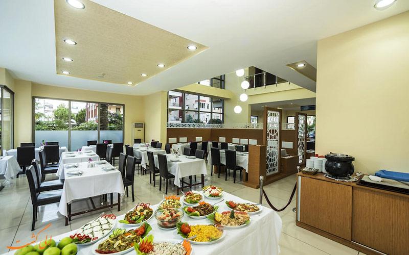 هتل سانتا مارینا آنتالیا | رستوران
