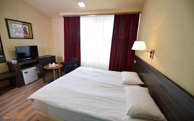 هتل ایروان دلوکس | اتاق دبل