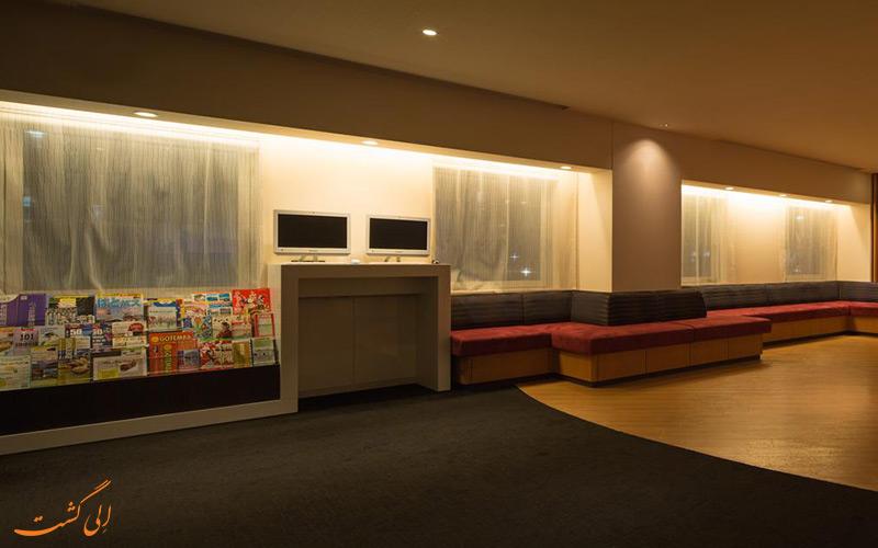 هتل ای هیگاشی شینجوکو