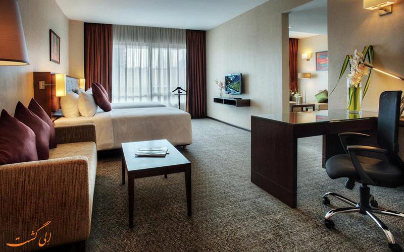 هتل فوراما بوکیت بینتانگ کوالالامپور | نمونه اتاق