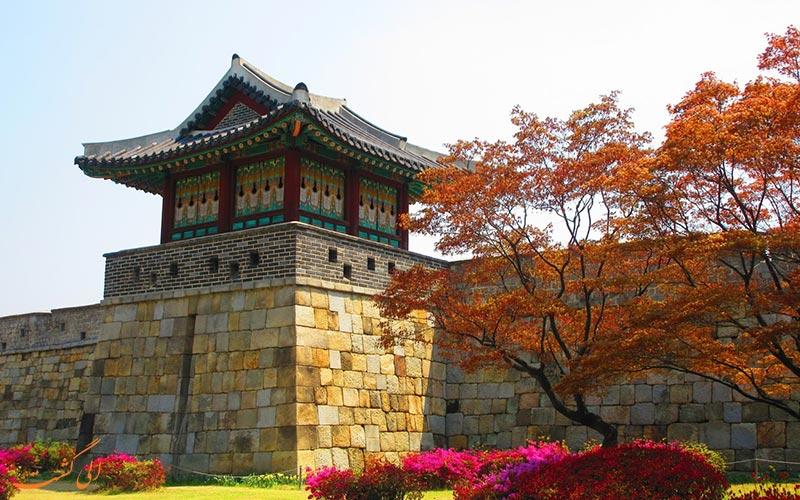 قلعه هواسونگ در کره