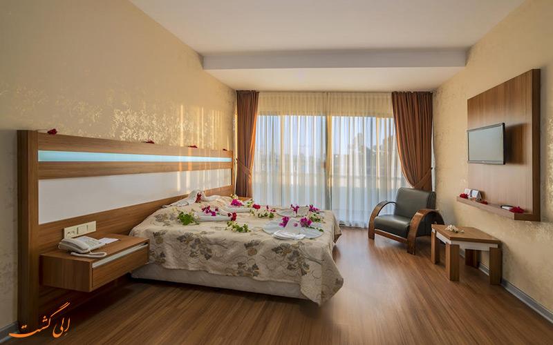 هتل سانتا مارینا آنتالیا | اتاق