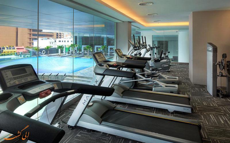 هتل فوراما بوکیت بینتانگ کوالالامپور | باشگاه