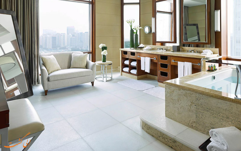 هتل کری پکن | نمونه اتاق
