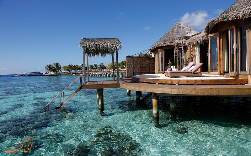 هتل نیکا آیلند ریزورت مالدیو | ویلا