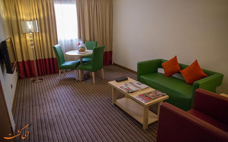 هتل سافرون بوتیک دبی | سوئیت