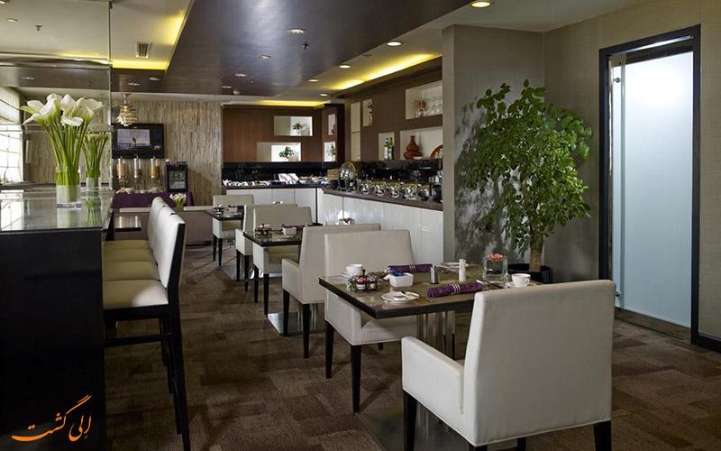 هتل نووتل سانیوئان پکن   رستوران