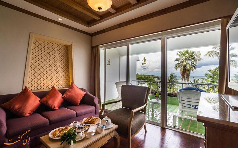 هتل رویال بیچ کلیف تراس پاتایا | نشیمن