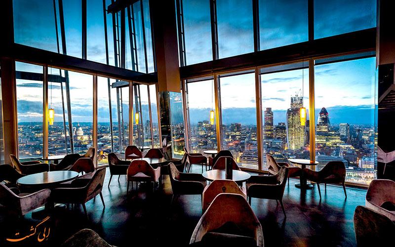 رستوران های لندن