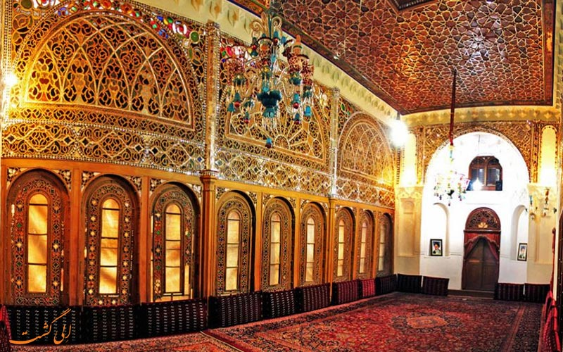 حسینیه ای در قزوین