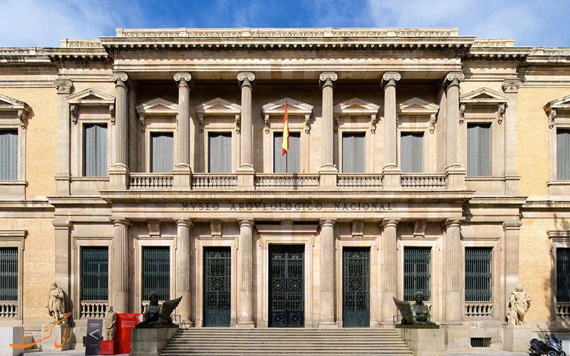 موزه باستان شناسی ملی