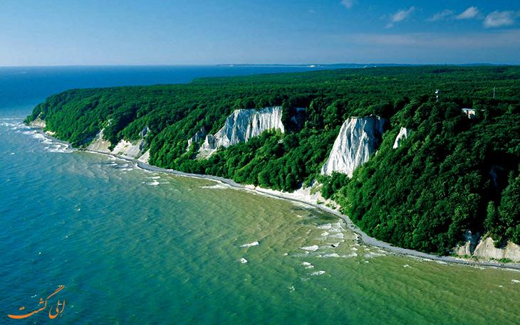 جزیره های کشور آلمان