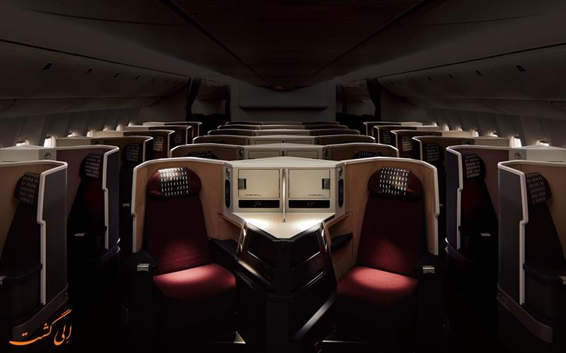 آشنایی با پرواز بیزینس کلاس شرکت هواپیمایی ژاپن ایرلاینر