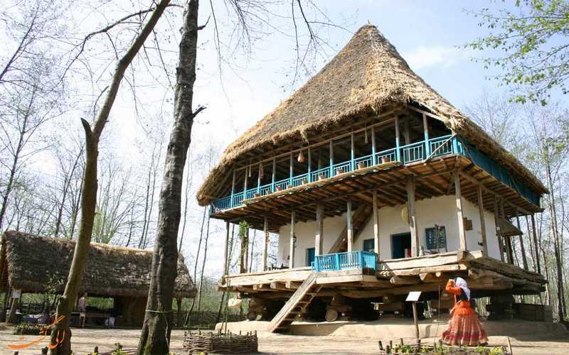 موزه فضای باز میراث روستایی گیلان