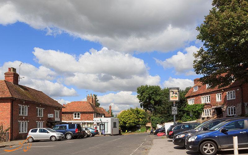 خیابان های روستای انگلیس