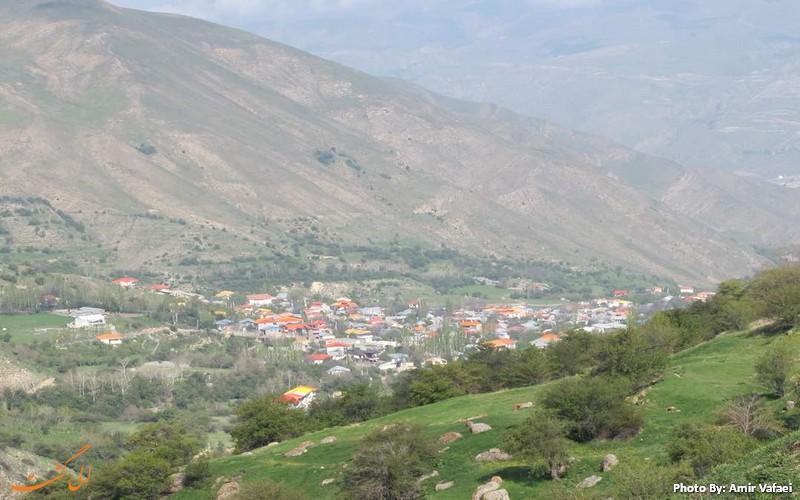 روستای نوا - عکس از امیرعباس وفائی