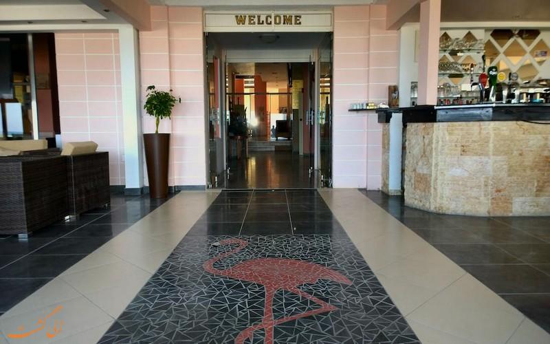 هتل فلامینگو بیچ لارناکا