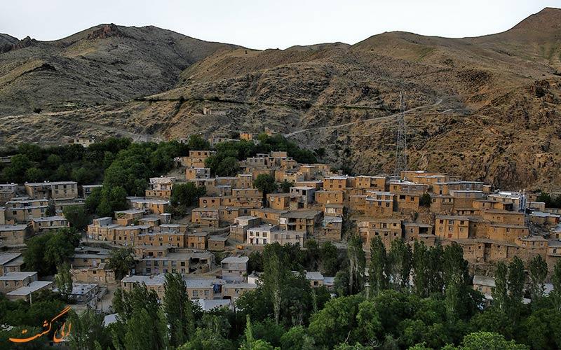 روستای هویه کردستان