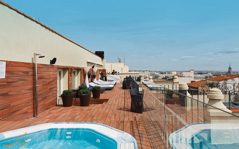 هتل کاتالونیا اتوچا مادرید اسپانیا-نکات سفر به اسپانیا