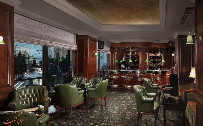 هتل انجیوی پلازا آتن