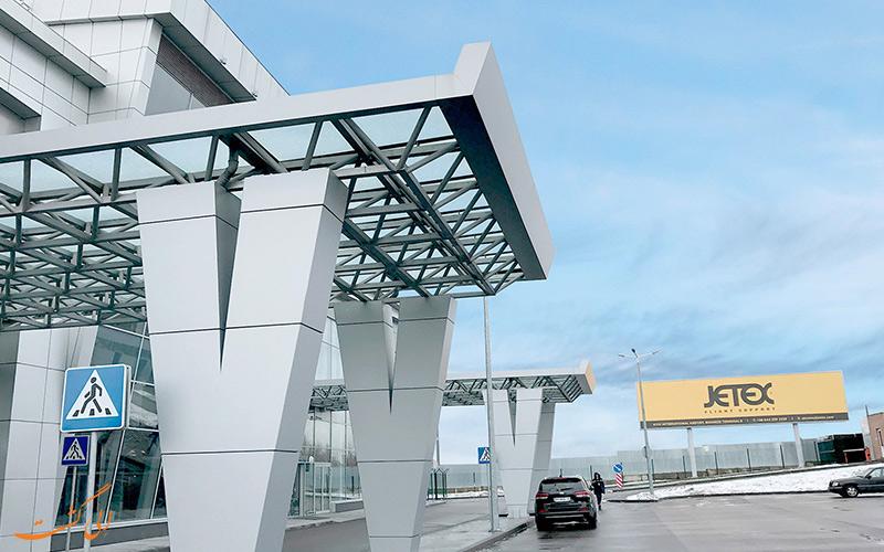 معرفی فرودگاه بین المللی کی یف