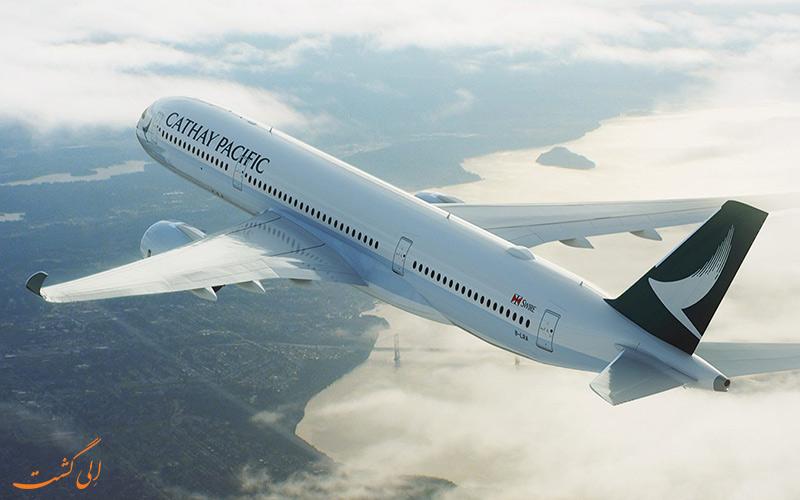 شرکت هواپیمایی کاتای پاسفیک