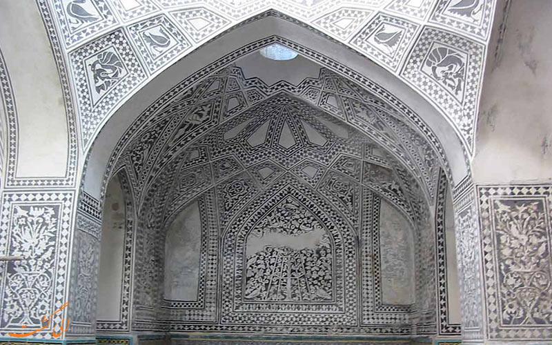 حمام خان سنندج مکان های دیدنی سنندج