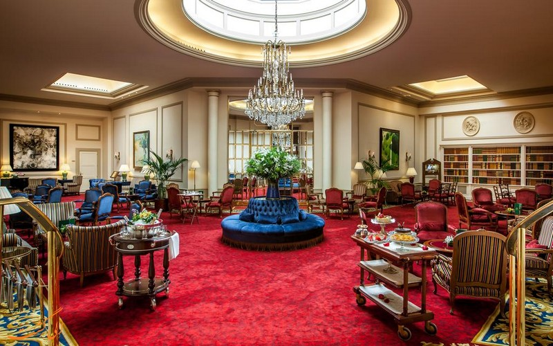 هتل 5 ستاره ولینگتن مادرید