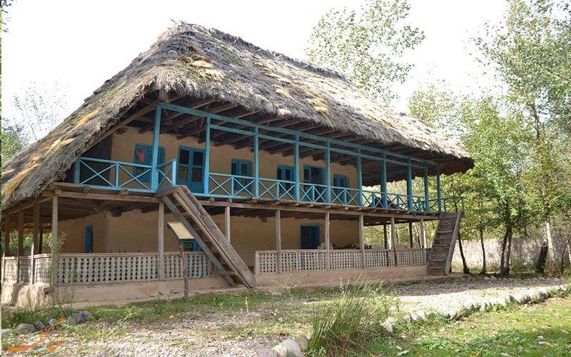 خانه های بومی گیلان