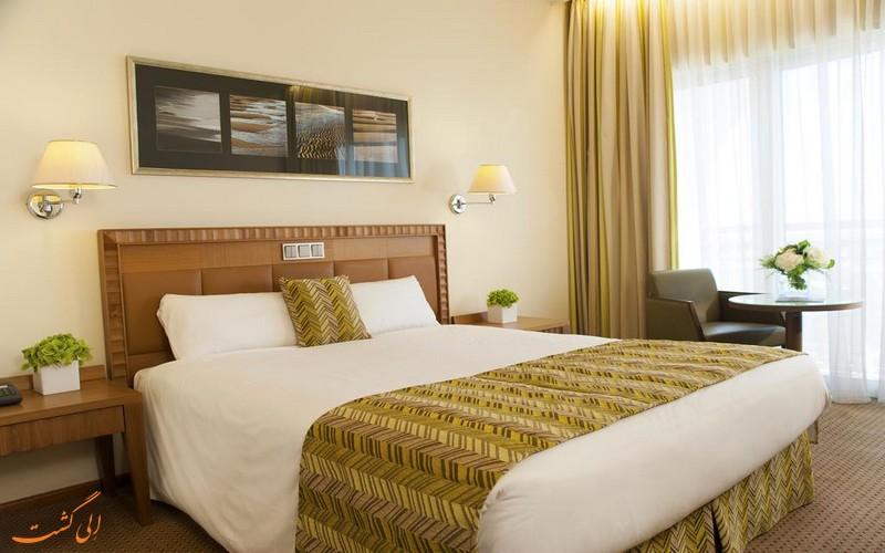 هتل 4 ستاره آژاکس