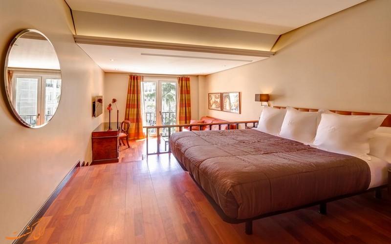 هتل ۵ ستاره ویلا ریل مادرید