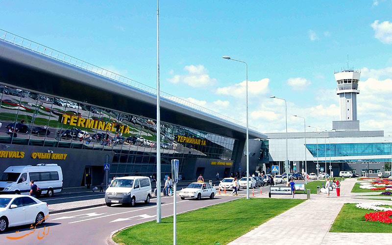 اطلاعات فرودگاه بین المللی کازان