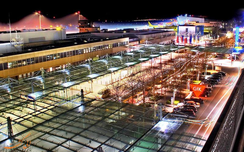 فرودگاه نورنبرگ