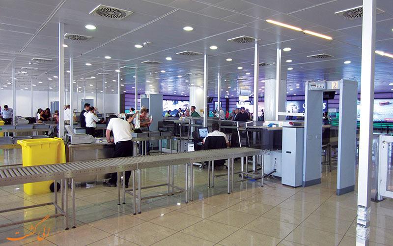 آشنایی با فرودگاه بین المللی ناپل