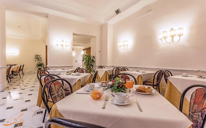 هتل نوتو در رم