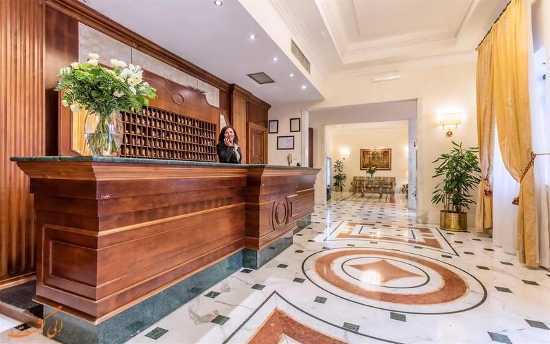 هتل 3 ستاره نوتو در رم