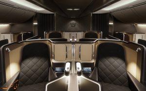 معرفی پرواز فرست کلاس شرکت هواپیمایی بریتیش ایرویز