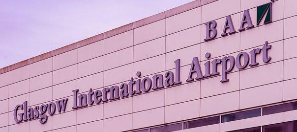 معرفی فرودگاه بین المللی گلاسکو