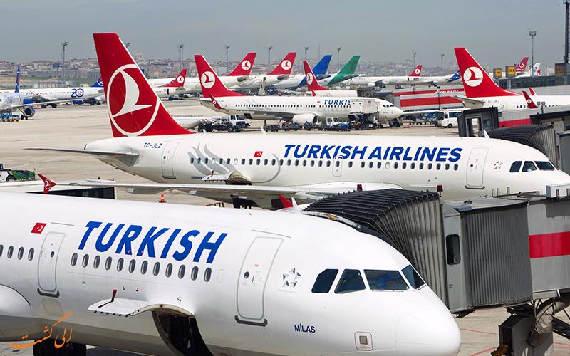 شرکت هواپیمایی ترکیش ایرلاینز