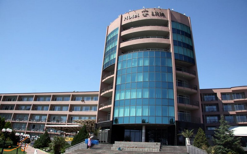 هتل لیلیا وارنا