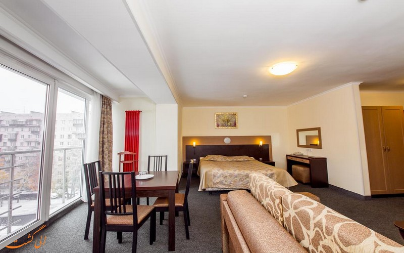 هتل 3 ستاره سپوتنیک سنت پترزبورگ