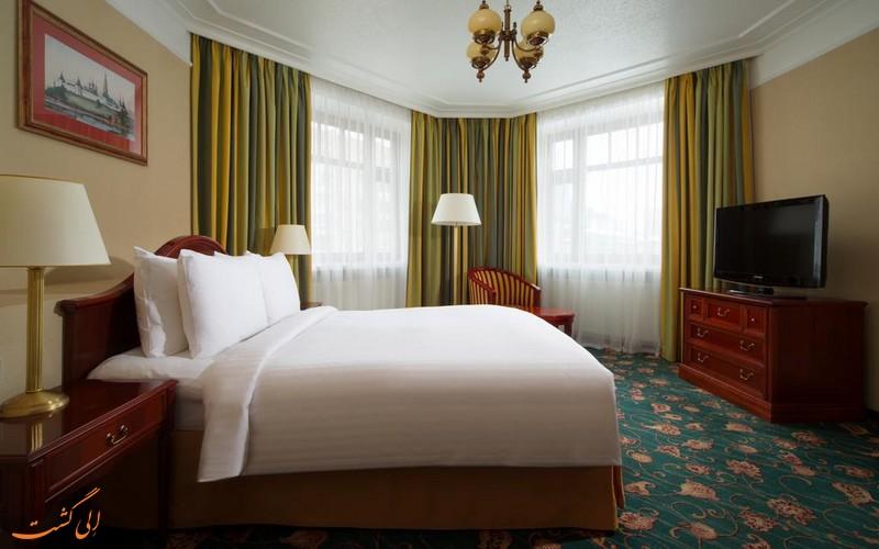 هتل 4 ستاره ماریوت تورسکیا